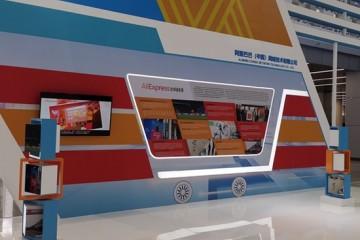 速卖通亮相中东欧国家博览会跨境包裹直飞布达佩斯时效提升20%